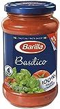 Barilla バリラ バジルのトマトソース 400g瓶