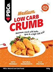 PBCo. Low Carb Crumb Medium - 300g