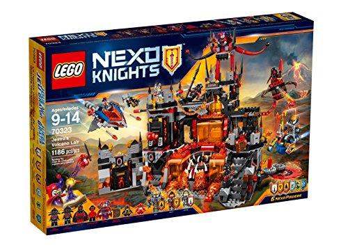 レゴ (LEGO) ネックスナイツ 悪のメガマグマ神殿 70323