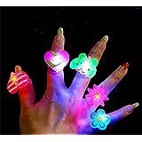 かわいい おもちゃの指輪セット 子供用 女の子 縁日 お祭り 夏祭り ファッションリング 50個