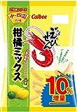 カルビー かっぱえびせん柑橘ミックス 77g×12袋