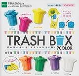 カプセルコレクション TRASH BOX トラッシュボックス 全7種セット ガチャガチャ