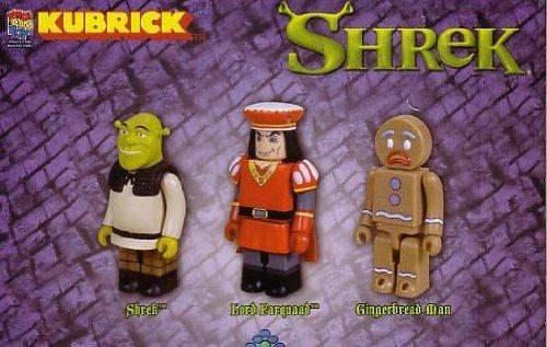 KUBRICK キューブリック SHREK シュレック A 3体セット