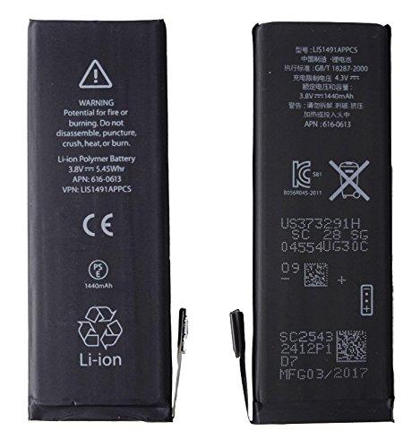 (g1)iphone5 用 互換内臓バッテリー PSE認証
