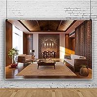 Qinunipoto ビニール 2.7x1.8m そして部屋 屋内 写真撮影の背景 装饰布 背景布 背景幕 ポートレート 写真の背景 写真布 和風 スタジオ ブース小道具 背景 画面 装飾布 多機能 無反射布