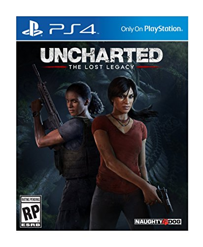 UNCHARTED: The Lost Legacy (輸入版:北米)