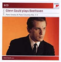 Glenn Gould plays Beethoven Sonatas & Concertos - Sony Classical Masters by Glenn Gould (2014-03-25)