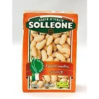 ソルレオーネ SOLLEONE 白いんげん豆(Fagioli Cannellini) 原産国:イタリア