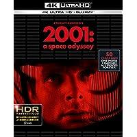 2001年宇宙の旅 日本語吹替音声追加収録版 4K ULTRA HD&HDデジタル・リマスター ブルーレイ
