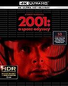 2001年宇宙の旅 日本語吹替音声追加収録版 4K ULTRA HD&HDデジタル・リマスター ブルーレイ (初回限定生産/3枚組/ブックレット&アートカード付)
