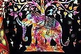 PINGF HOME ポリエステル布タペストリーヨーロッパとアメリカンスタイルの家の装飾タペストリー動物ハング布カスタム (Size : 150*130cm)