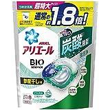 アリエール ジェルボール4D 炭酸機能でハジける洗浄力 部屋干し用 部屋干しでも爽やかな香り 詰め替え 22個