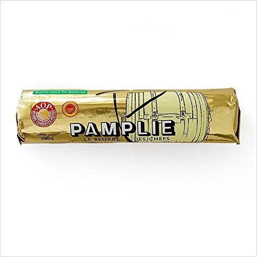【250gロール型】パムプリー 有塩発酵バター Pamplie Beurre BEURRE (有塩)