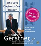 Who Says Elephants Can't Dance? CD SP