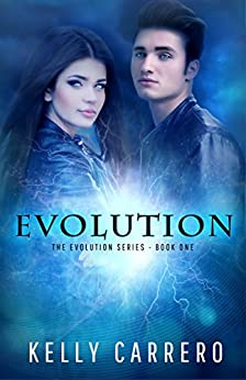 Evolution (Evolution Series Book 1) by [Carrero, Kelly]