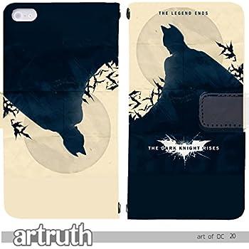 3cb04c4780 art of DC Justice 手帳型 iPhoneSE (iPhone SE) iphoneSE(G009104_05) 専用 アメコミ 映画  バットマン pop art センス 個性的 スマホケース