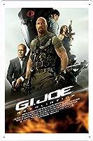 映画の金属看板 ティンサイン ポスター / Tin Sign Metal Poster of Movie G.I. Joe: Retaliation #13
