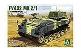 タコム 1/35 イギリス陸軍 FV432 MK.2/1 装甲兵員輸送車 インテリア付 プラモデル TKO2066