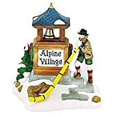 Dept 56 Alpine Village ** Alpenhorn Player ** (56182) by Department 56 [並行輸入品]