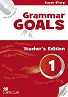 American Grammar Goals Level 1 Teacher's Book Pack (Grammar Goals American English)