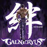 """ACROSS THE RAINBOW(New Version Of""""WHISPER IN THE RED SKY"""")♪GALNERYUSのCDジャケット"""