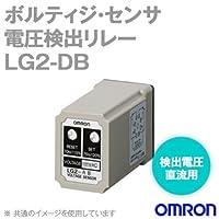 オムロン(OMRON) LG2-DB ボルティジ・センサ (電圧検出リレー) (DC48V) 直流用 NN
