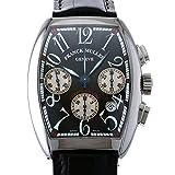 フランク・ミュラ- FRANCK MULLER トノウカ-ベックス クロノグラフ 7880CC AT 中古 腕時計 メンズ