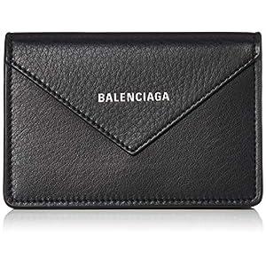 [バレンシアガ]カードケース レディース PAPIER ZA THIN CARD 財布 NERO [並行輸入品]