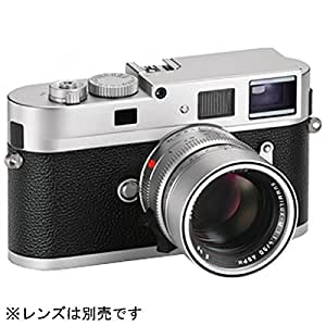 Leica ミラーレス一眼 ライカM モノクローム ボディ 1800万画素 シルバー 10760 (レンズ別売)