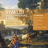 Gods Emperors & Angels: Concertos for Recorder, Violin, Bassooon & Strings (2010-06-08)