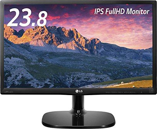 LG 24MP48HQ-P ディスプレイ・モニター 23.8インチ/IPS(非光沢)/フルHD/HDMI