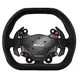 【国内正規品】Thrustmaster スラストマスター TM Competition Wheel Add On Sparco P310 Mod 交換用ステアリングホイール