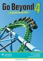 Go Beyond Student's Book Pack 4