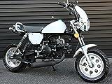 IceBear(アイスベアー)オリジナル125ccバイク クラッチ付MT4速二輪車 HL125M
