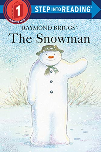 Penguin Random House Books for Young Readers『The Snowman (Step into Reading) 』