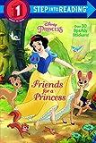 Friends for a Princess (Disney Princess) (Step into Reading) 画像