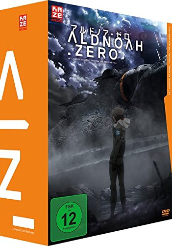 Aldnoah.Zero - 2.Staffel - DVD 5 mit Sammelschuber: Deutsch