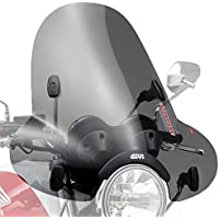 GIVI(ジビ)【イタリアブランド】 バイクウインドスクリーン(A650) CB1300SF('03-'13) 93970 高性能&スタイリッシュデザイン