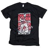 RE-TAKE(リテイク) ズボニミール・ボバン レジェンドTシャツ (ブラック, インポートM)