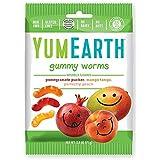 Yum Earth Organic Gummy Worms, 71g