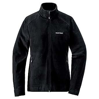 (モンベル)mont-bell シャミースジャケット Women's 1104982 BK ブラック L