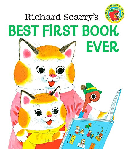 Richard Scarry's Best First Book Ever! (Richard Scarry's Best Books Ever!)の詳細を見る