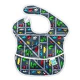 [ バンキンス ] Bumkins お食事エプロン スーパービブ 6~24ヶ月 よだれかけ スタイ 防水 洗濯可 Traffic (S-300) Bibs Waterproof Accessories Super Bib ベビー ビブ エプロン 赤ちゃん [並行輸入品]