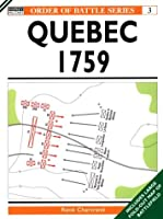 Quebec 1759 (Order of Battle)