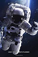 2020 - 2021 18 Month Planner: Awesome Astronaut   Space Theme Science Tech Engineering Math STEM   Daily Organizer Calendar Agenda   6x9   Work, Travel, School Home   Monthly Yearly Views   To Do Lists Blank Notes Birthday Anniversary Reminder (Smart STEM January 2020 - June 2021 Calendar)
