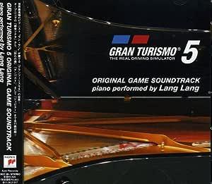 GRAN TURISMO 5 ORIGINAL GAME SOUNDTRACK piano perfomed by Lang Lang