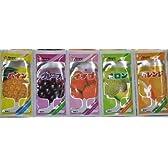 松山製菓 フルーツの味のパウダージュース (1箱12g入り小袋が50袋入り) 粉末ジュース