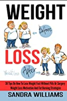 Weight Loss: 30 Tips on How to Lose Weight Fast Without Pills or Surgery, Weight Loss Motivation and Fat Burning Strategies