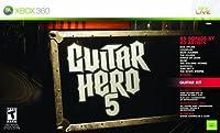 Xbox 360 Guitar Hero 5 Guitar Bundle (輸入版)