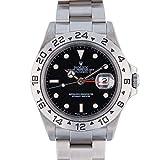 ロレックス エクスプローラー II 自動巻き メンズ腕時計 16570 (認定中古品)